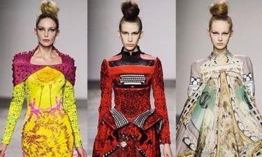 Mary Katrantzou: πρωταγωνίστρια και σε αυτήν την εβδομάδα μόδας