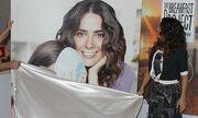 Η Salma Hayek απέκτησε το δικό της λευκό… μουστάκι