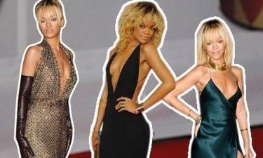 Rihanna ρίξε τίποτα πάνω σου θα κρυώσεις
