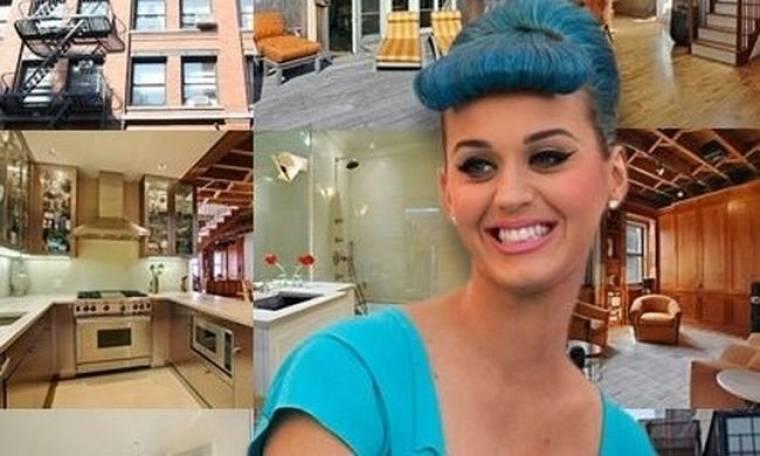 Δείτε φωτογραφίες από διαμέρισμα που πουλά η Katy Perry μετά το χωρισμό της