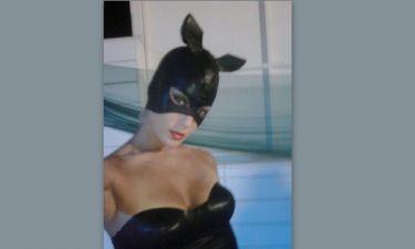 Ποια ντύθηκε cat woman;