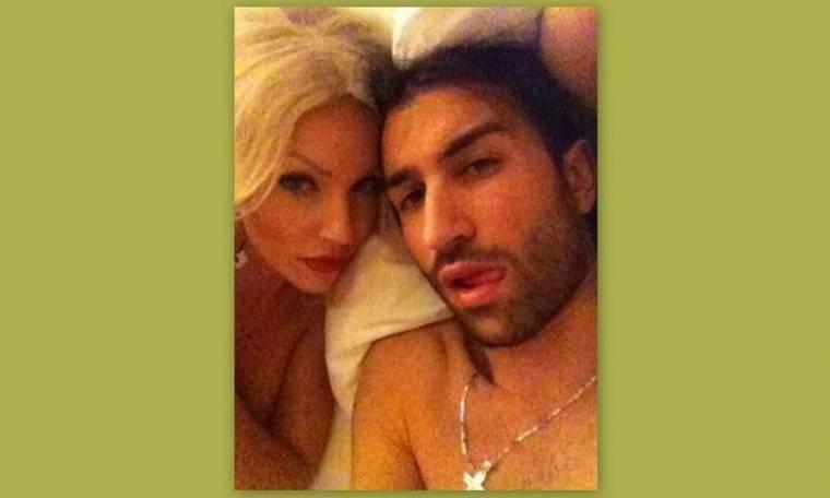 Θεοδωροπούλου-Μηλιώνης: Ο χωρισμός και οι σέξι φωτογραφίες από το κρεβάτι τους(nassos blog)