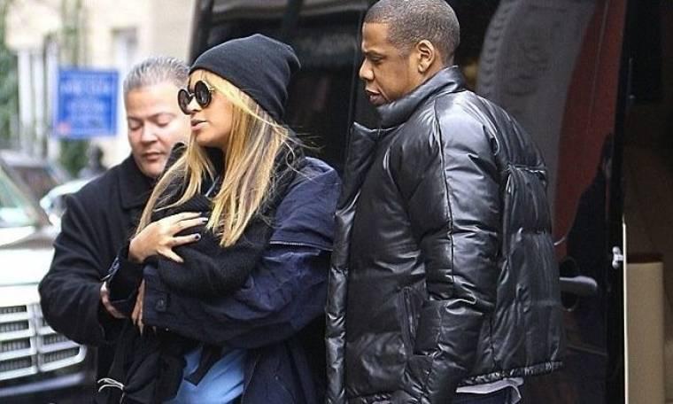 Beyonce – Jay: Βόλτες στη Νέα Υόρκη με τη Blue Ivy!