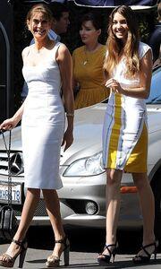 Teri Hatcher και κόρη: Σαν δίδυμες…