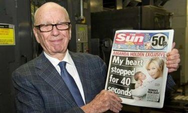 Μέρντοκ: Έβγαλε Κυριακάτικη εφημερίδα με κουτσομπολιά!