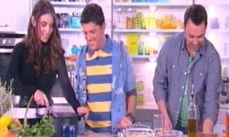 """Η Αθηνά Οικονομάκου μαγειρεύει με """"Παρέα στην κουζίνα"""""""