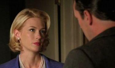 January Jones: Η Betty Draper είναι εδώ!