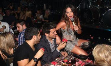 Όταν ο πρωταγωνιστής του «Αγιάζι του Έρωτα» συνάντησε την Ελεάνα Παπαϊωάννου!