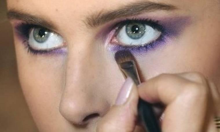 Χρώματα πολύτιμων λίθων στο μακιγιάζ