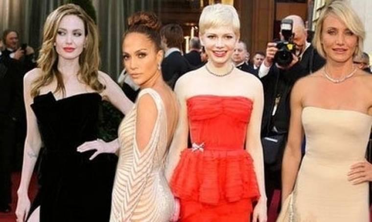 Πώς έχτισαν τα σώματά τους οι διάσημες κυρίες των Oscar;