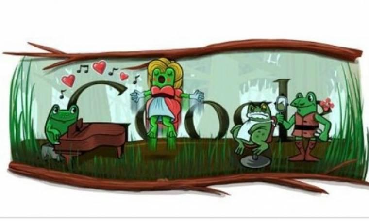 Που είναι αφιερωμένο το σημερινό doodle της Google;