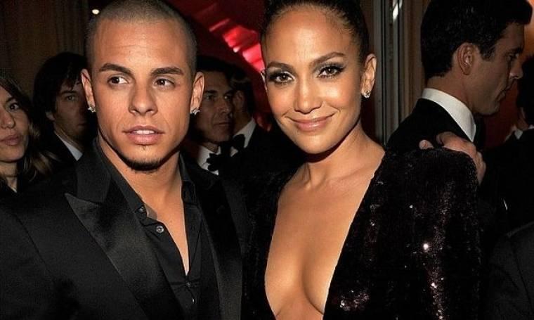 Jennifer Lopez: Δεν αποχωρίστηκε τον Casper Smart ούτε στα Oscars