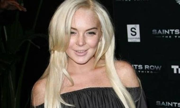 Lindsay Lohan: Τα πάρτι τελείωσαν για μένα