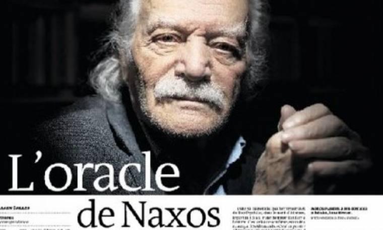 Αφιέρωμα της Le Monde στο Μανώλη Γλέζο