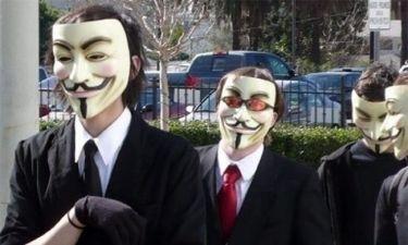 Οι «Anonymous» έριξαν τη σελίδα της Interpol!
