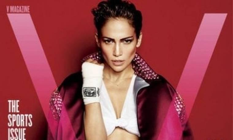 Η Jennifer Lopez βγάζει τους πάντες νοκ-άουτ