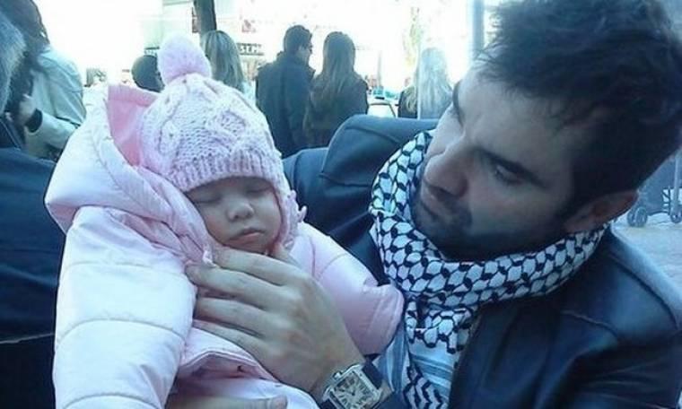 Νάσος Γουμενίδης: «Ζω την απόλυτη καψούρα με την κόρη μου»
