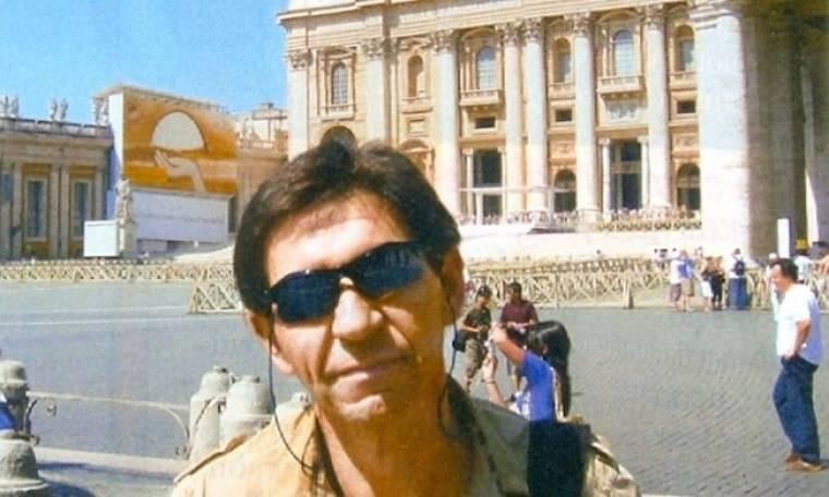 Με τον Γεράσιμο Σκιαδαρέση στη Ρώμη