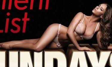 Η σέξι φωτογράφηση της Jennifer Love Hewitt για το Client List