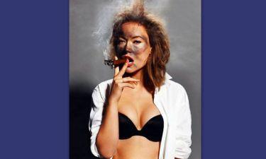 Η Olivia Wilde μας συστήνεται με το… στήθος της