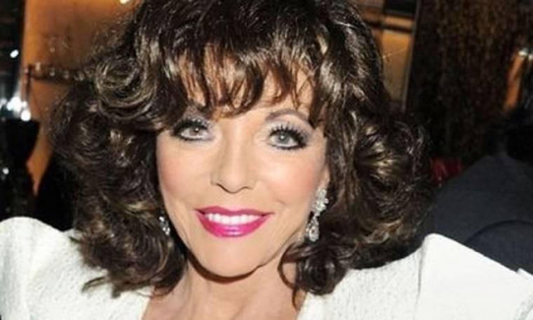 Joan Collins: Έχω κάνει botox, πονάει απίστευτα