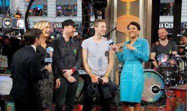 Οι Coldplay μετάνιωσαν για τον τίτλο του άλμπουμ τους