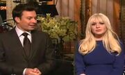 Δεν ενθουσίασε η Lindsay Lohan στο Saturday Night Live