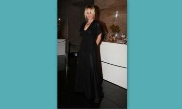 Πηνελόπη Αναστασοπούλου: Sexy lady… in black!