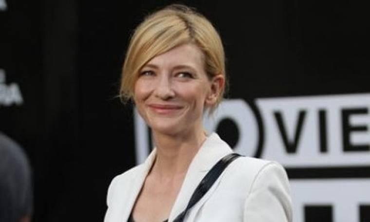 Η Cate Blanchett φοβάται τις πλαστικές