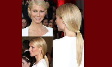 Η Ρούλα Σταματοπούλου μας δείχνει πώς να πετύχουμε το μακιγιάζ και τα μαλλιά της Gwyneth Paltrow στα Oscars