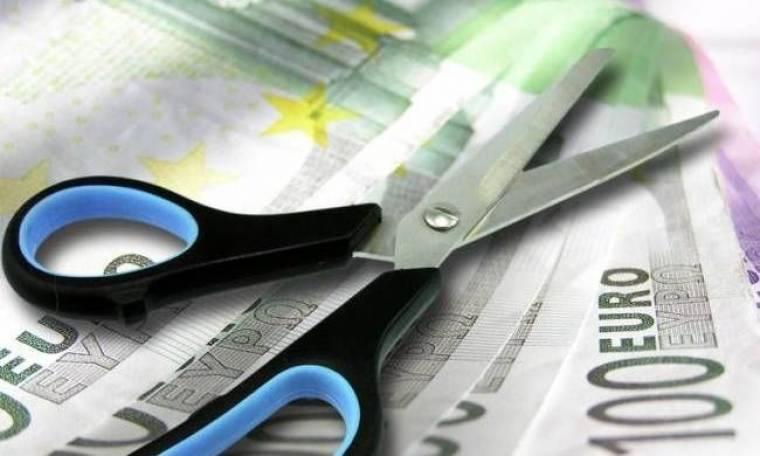Νέο «κούρεμα» 20% στις συντάξεις άνω των 1.000 ευρώ