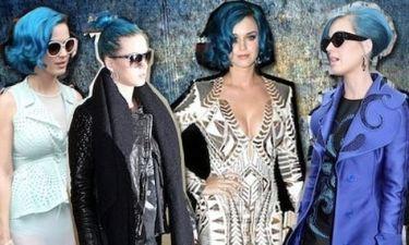 Όλες οι εμφανίσεις της Katy Perry στην εβδομάδα μόδας του Παρισιού