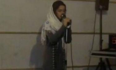 VIDEO: Συγκλονιστική 13χρονη Ιρανή ερμηνεύει Adele