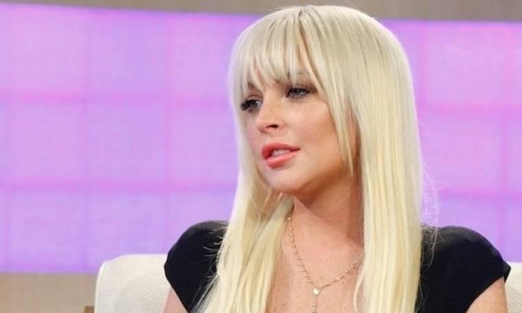 H Lindsay Lohan τελικά δεν είναι… σπιτόγατος