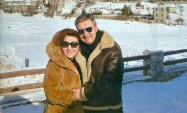 Μοιραράκη – Κοντούλης: Ρομαντική απόδραση στον Άγιο Αθανάσιο