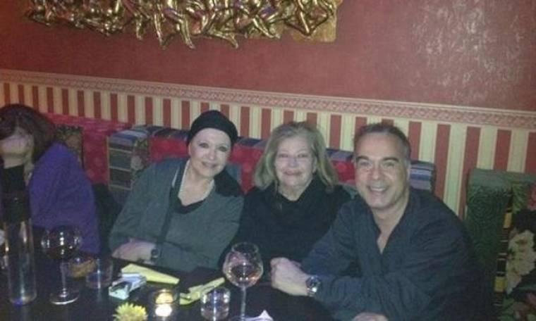 Ο Φώτης, η Μάρθα και η θεία