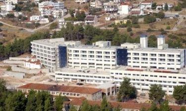 Συμβαίνει τώρα: «Μπούκαραν» στο Νοσοκομείο Λαμίας!