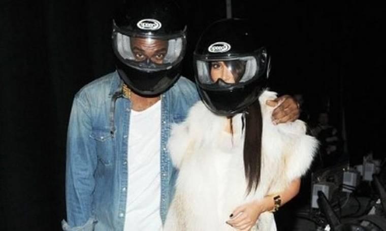 H Kim, η Katy και τα go-karts του Kanye West
