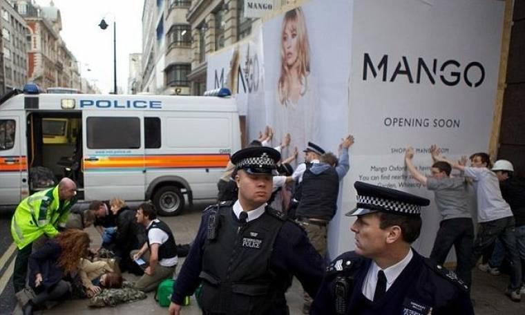 Η Kate Moss… προκαλεί ατυχήματα