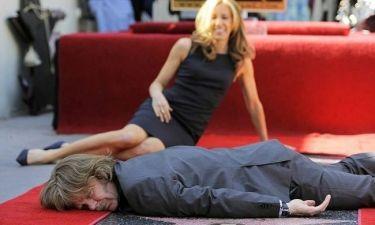 Felicity Huffman – William H Macy: Πώς να παραλάβετε το αστέρι σας στο Χόλιγουντ!