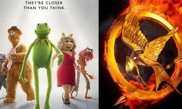 Τα Muppets σατιρίζουν το Hunger Games