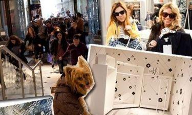 Συμβαίνει τώρα: Η σειρά της Marni για τα H&M ξεπούλησε μέσα σε λίγα λεπτά