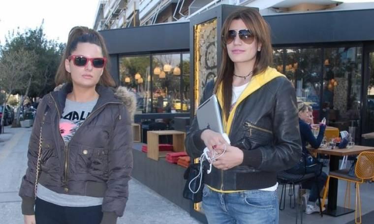 Νάντια Καρβέλη-Αρτεμίς Αλεξανδράτου: Τα κορίτσια βγήκαν βόλτα