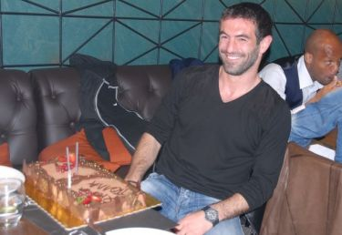 Το prive Happy birthday party του Καραγκούνη