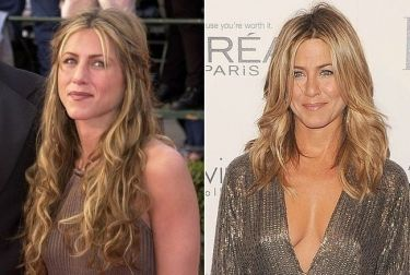 Jennifer Aniston: Τότε και σήμερα! (φωτό)