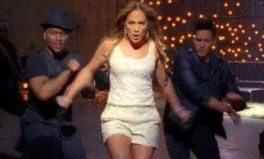 Η Jennifer Lopez χορεύει για τα… σχέδια της