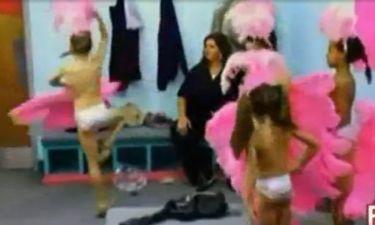 Θύελλα αντιδράσεων για τον ημίγυμνο χορό 8άχρονων κοριτσιών σε ριάλιτι