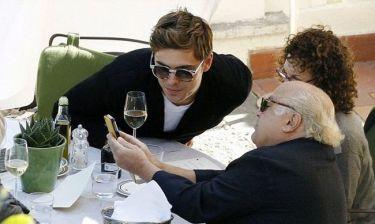 Zac Efron – Danny DeVito: Δοκιμάζουν ιταλικές συνταγές