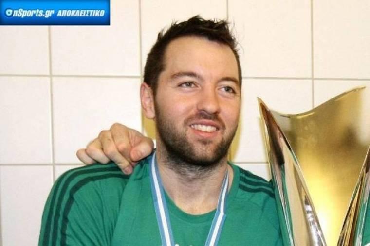 Βουγιούκας: «Το θέλαμε πολύ αυτό το Κύπελλο»