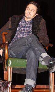 James Franco: Παραλίγο να κοιμηθεί δίνοντας συνέντευξη